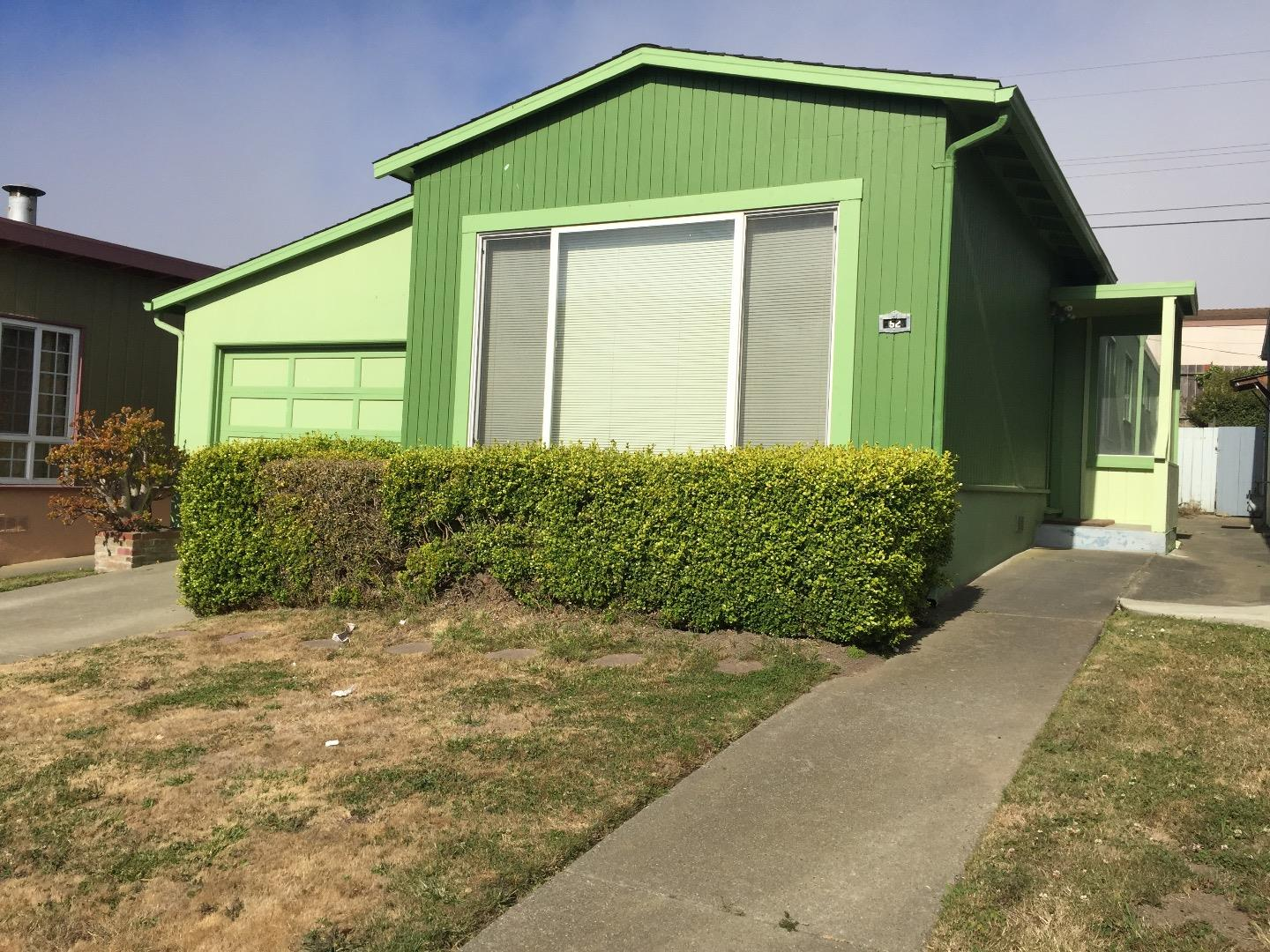 Additional photo for property listing at 52 Huntington Drive  Daly City, Kalifornien 94015 Vereinigte Staaten