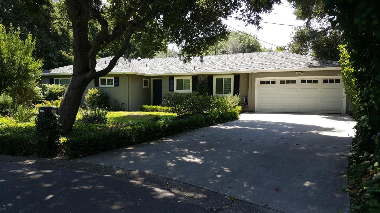 獨棟家庭住宅 為 出租 在 1537 Laurel Place Menlo Park, 加利福尼亞州 94025 美國