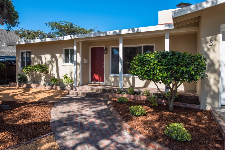 一戸建て のために 売買 アット 3 Brae Place Del Rey Oaks, カリフォルニア 93940 アメリカ合衆国