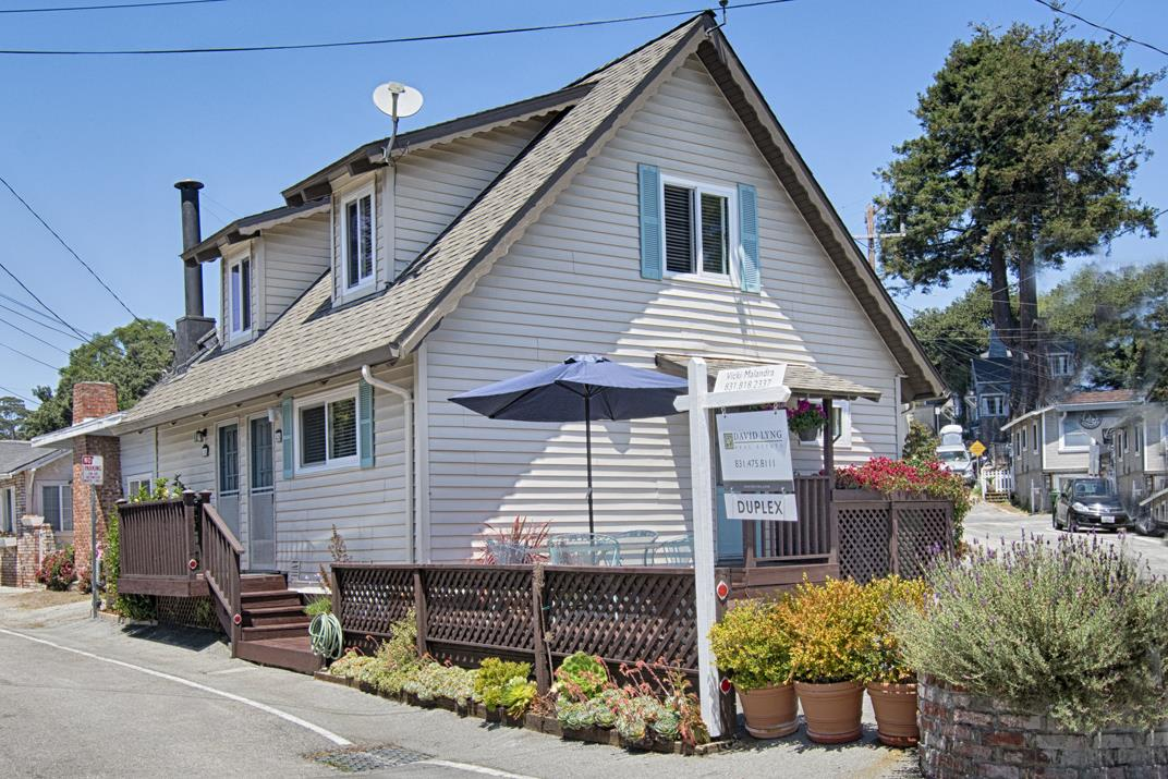 Multi-Family Home for Sale at 424 Riverview Avenue Capitola, California 95010 United States