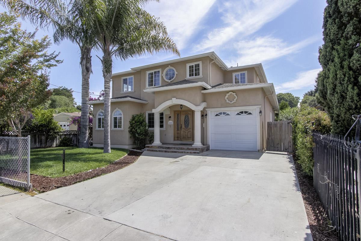 獨棟家庭住宅 為 出售 在 1012 Laurel Avenue East Palo Alto, 加利福尼亞州 94303 美國