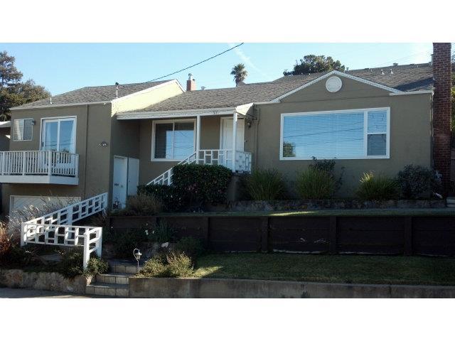 Maison unifamiliale pour l à louer à 271 W 40th Avenue San Mateo, Californie 94402 États-Unis