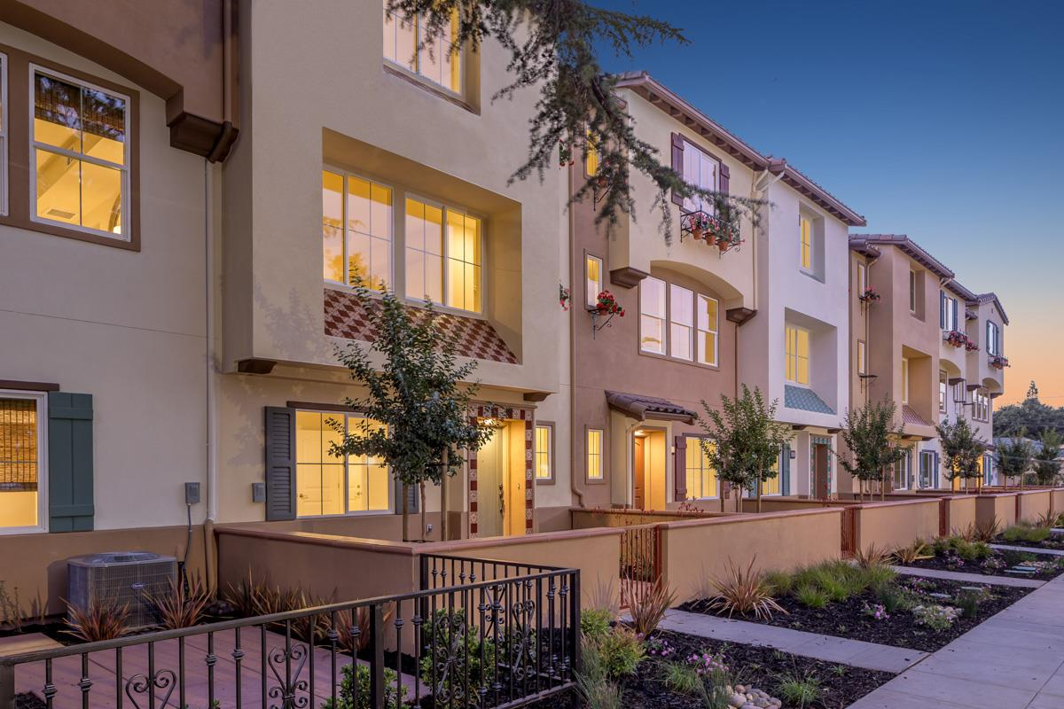 Townhouse for Sale at 516 San Augusto Terrace Sunnyvale, California 94085 United States