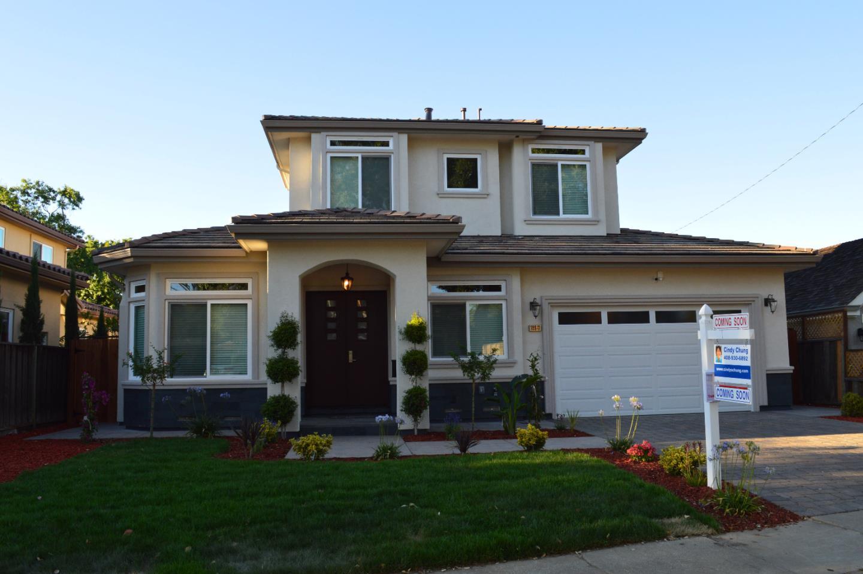 Casa Unifamiliar por un Venta en 18641 Cynthia Avenue Cupertino, California 95014 Estados Unidos