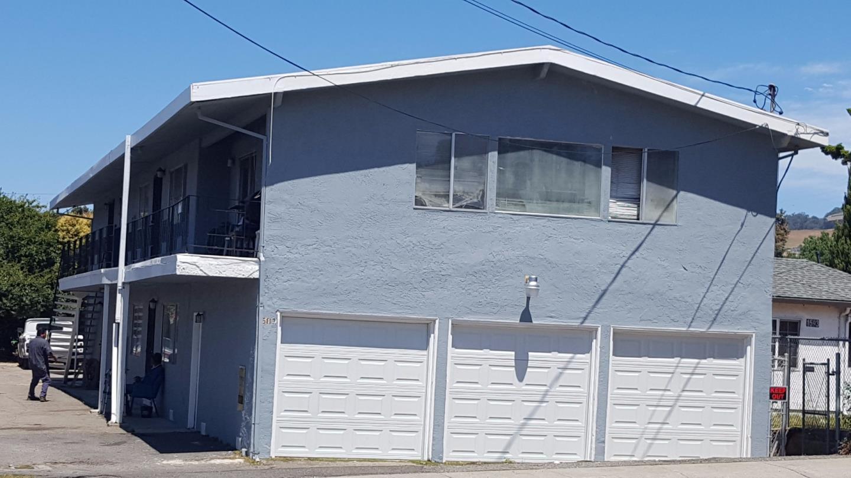 Многосемейный дом для того Продажа на 1581 167th Avenue San Leandro, Калифорния 94578 Соединенные Штаты