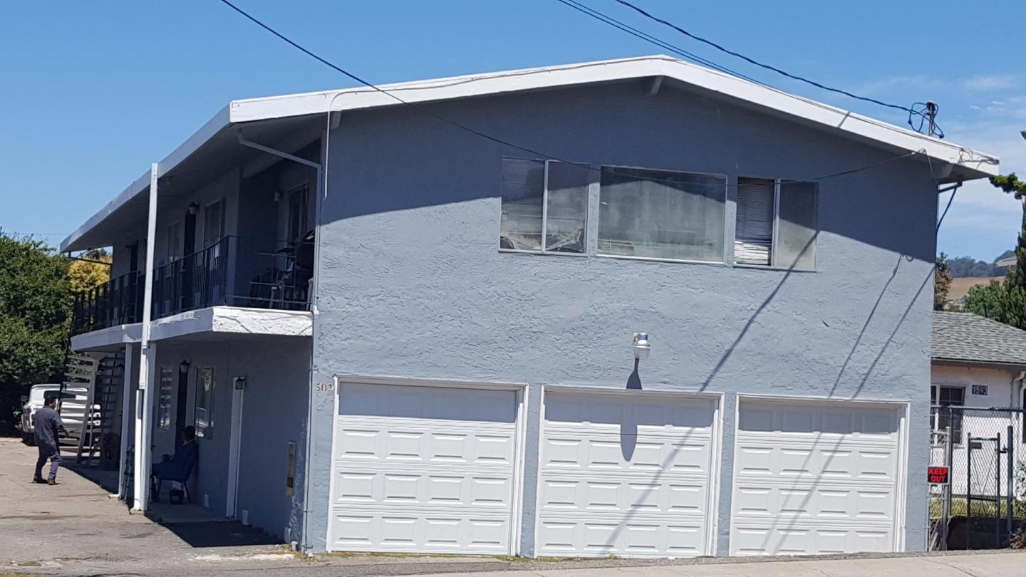 Multi-Family Home for Sale at 1581 167th Avenue San Leandro, California 94578 United States
