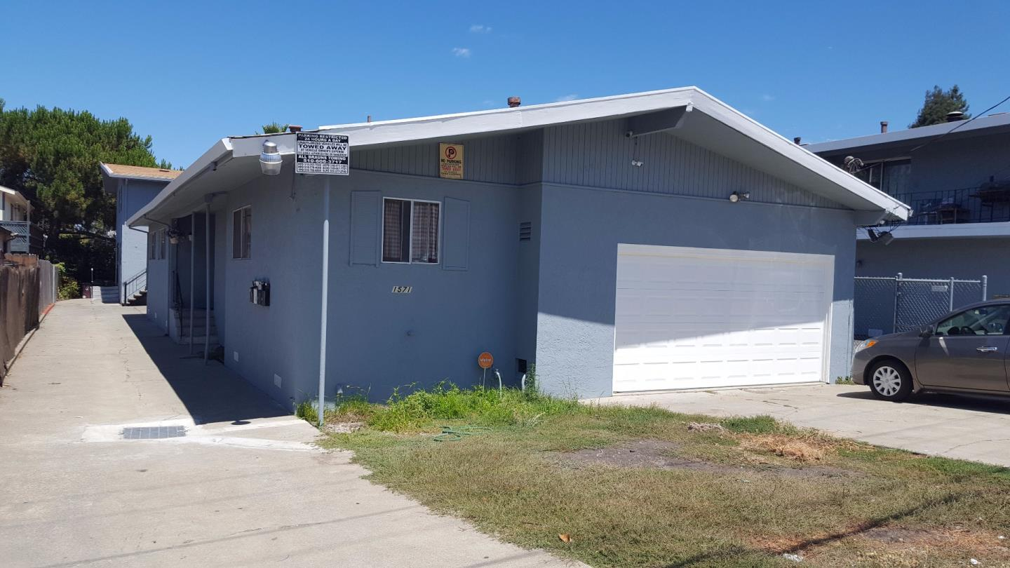 Multi-Family Home for Sale at 1571 167th Avenue San Leandro, California 94578 United States