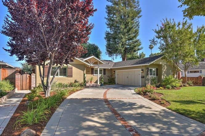 Additional photo for property listing at 1572 Fuchsia Drive  San Jose, California 95125 United States