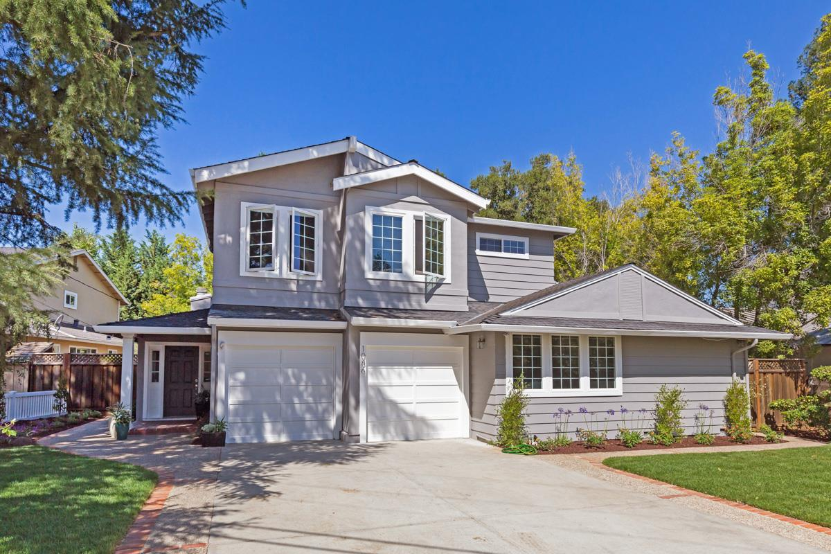 Single Family Home for Sale at 1086 Russell Avenue Los Altos, California 94024 United States