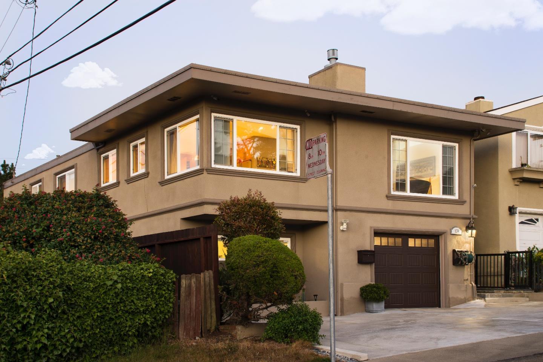 Casa Unifamiliar por un Venta en 109 Mirada Drive Daly City, California 94015 Estados Unidos