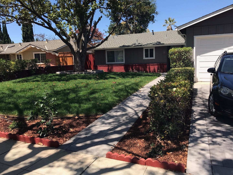 Частный односемейный дом для того Аренда на 923 E Homestead Road Sunnyvale, Калифорния 94087 Соединенные Штаты