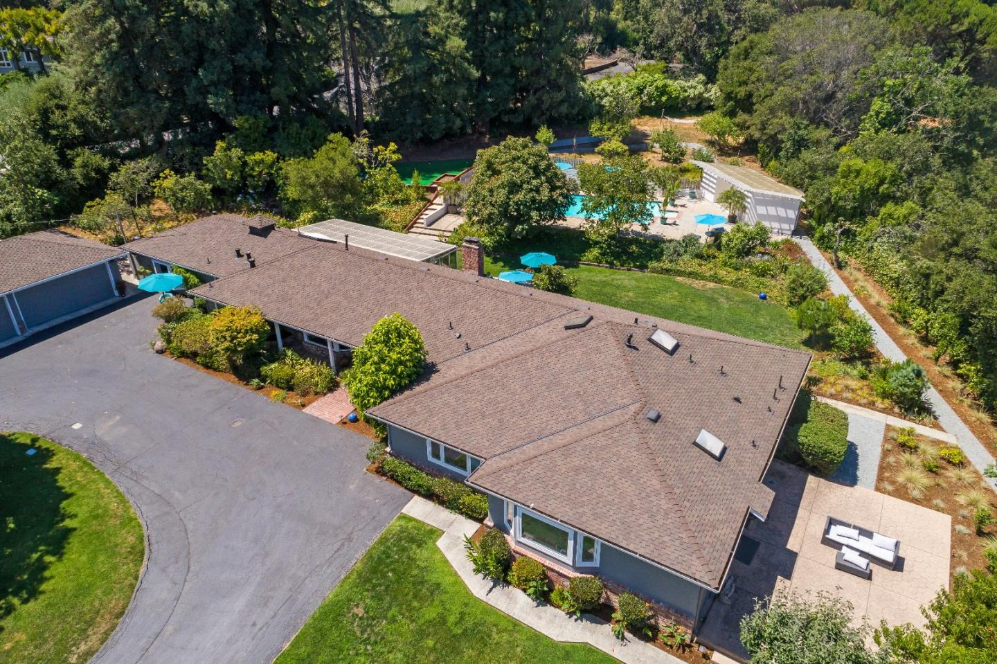 Additional photo for property listing at 2190 Ward Way  Woodside, California 94062 United States