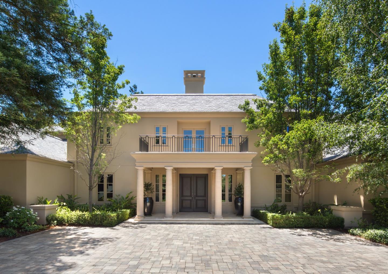 獨棟家庭住宅 為 出售 在 60 Monte Vista Avenue Atherton, 加利福尼亞州 94027 美國