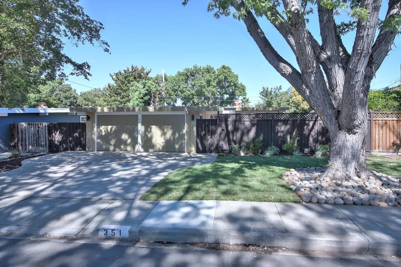 351 Hayes Avenue, SANTA CLARA, CA 95051