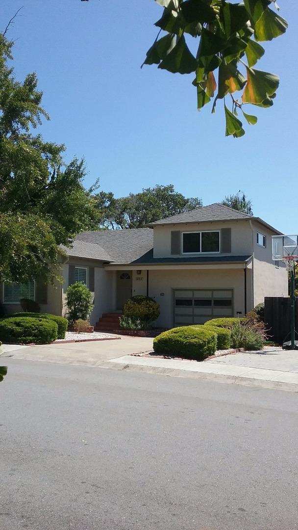 獨棟家庭住宅 為 出租 在 1604 Monte Corvino Way Burlingame, 加利福尼亞州 94010 美國