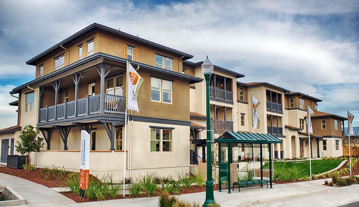 Кондоминиум для того Продажа на 485 Mitchell 485 Mitchell Alameda, Калифорния 94501 Соединенные Штаты