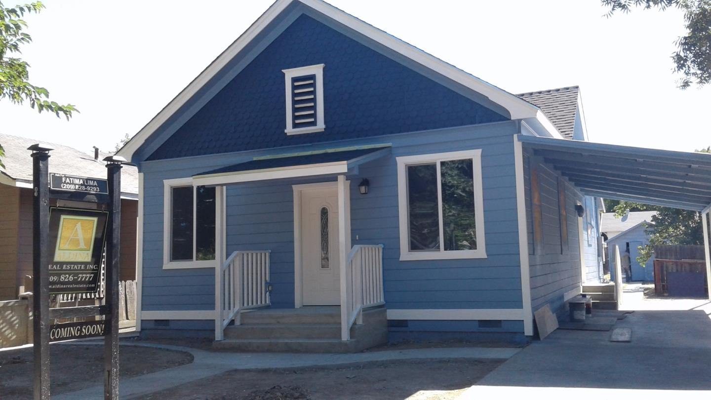 Single Family Home for Sale at 1029 Q Street Newman, California 95360 United States