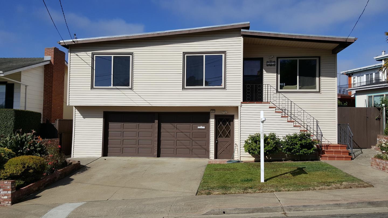 Частный односемейный дом для того Продажа на 517 Rocca Avenue South San Francisco, Калифорния 94080 Соединенные Штаты
