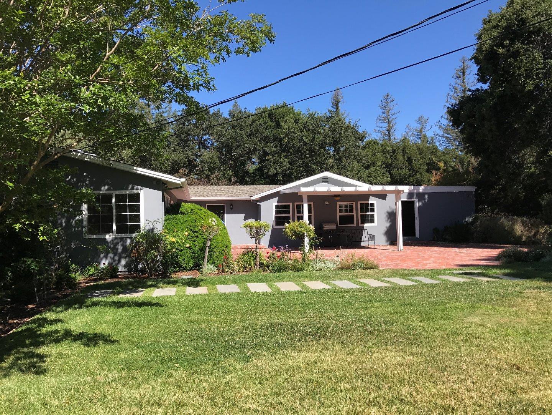 Single Family Home for Rent at 282 Camino al Lago Atherton, California 94027 United States