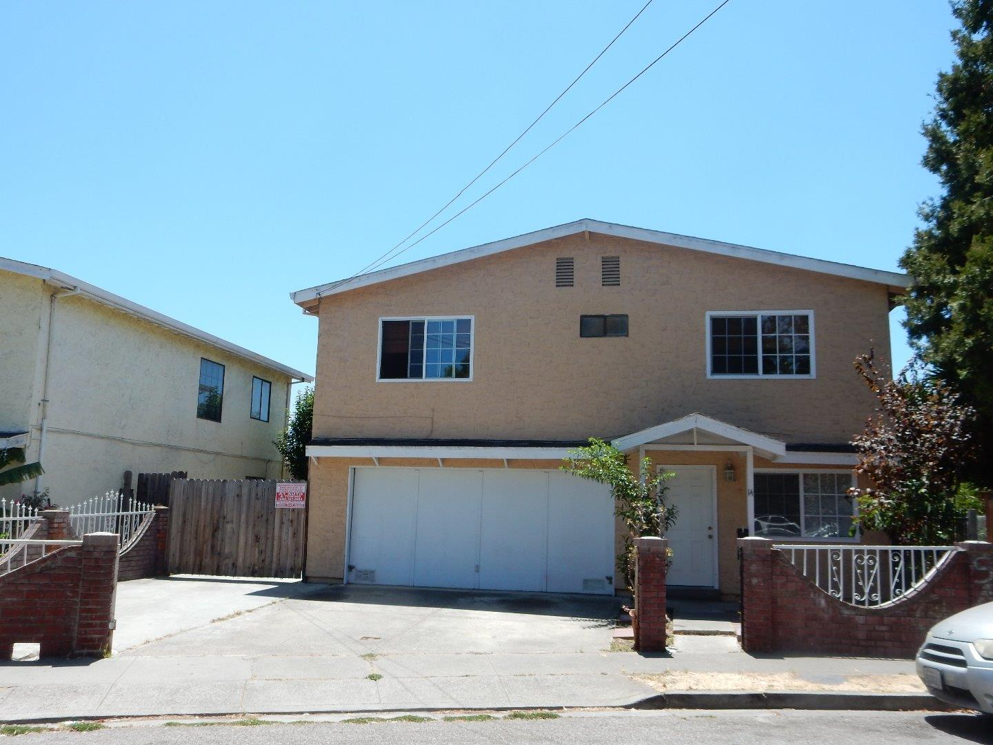 Single Family Home for Sale at 14 Buchanan Court East Palo Alto, California 94303 United States