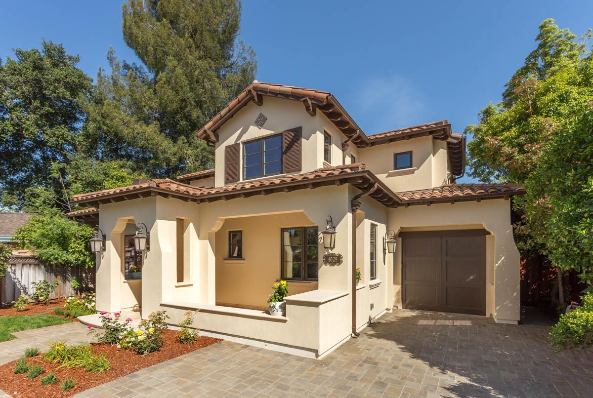 Single Family Home for Rent at 4029 VERDOSA Palo Alto, California 94306 United States