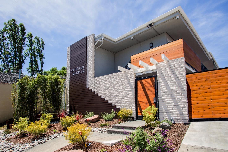 多戶家庭房屋 為 出售 在 401 E Poplar Avenue San Mateo, 加利福尼亞州 94401 美國