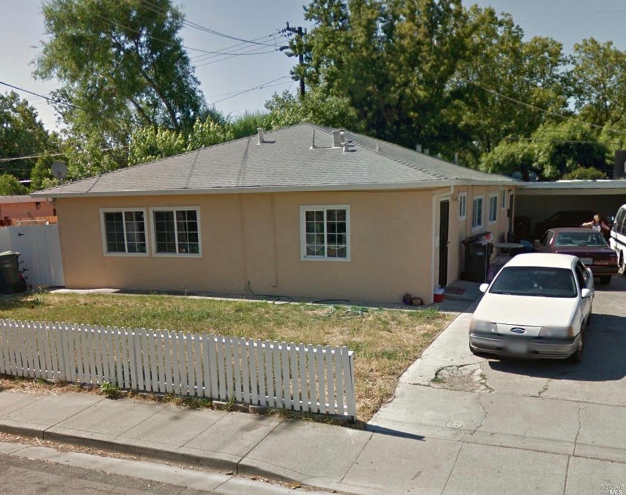 Multi-Family Home for Sale at 709 Oregon Street 709 Oregon Street Fairfield, California 94533 United States