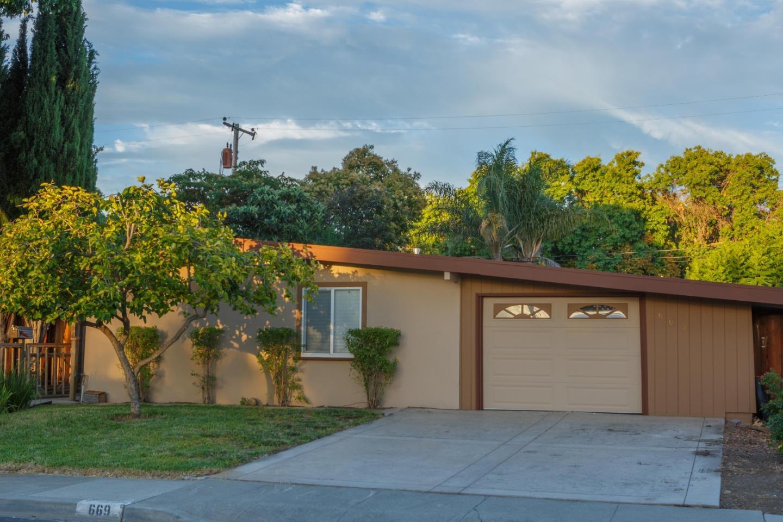 669 Barto Street, SANTA CLARA, CA 95051