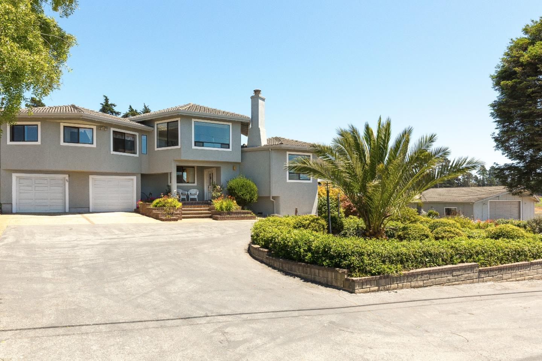 Einfamilienhaus für Verkauf beim 100 Palm View Lane La Selva Beach, Kalifornien 95076 Vereinigte Staaten