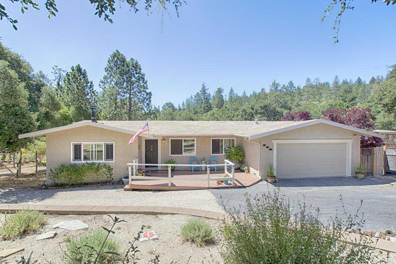 Einfamilienhaus für Verkauf beim 338 Bahr Drive Ben Lomond, Kalifornien 95005 Vereinigte Staaten