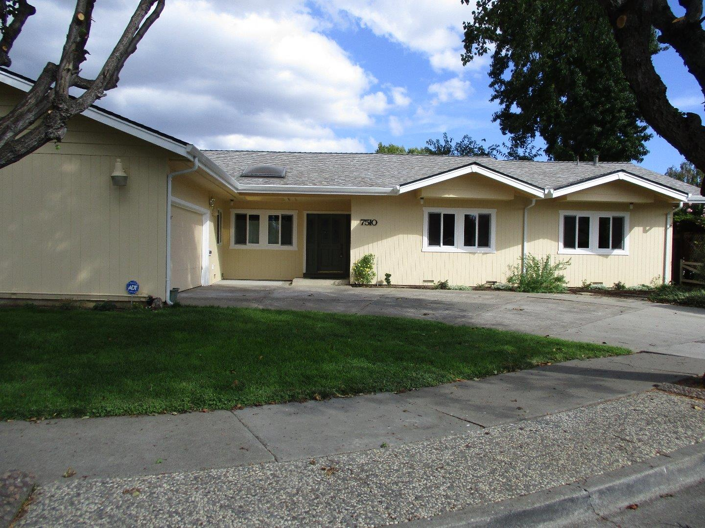 Single Family Home for Rent at 7510 Westwood Drive 7510 Westwood Drive Gilroy, California 95020 United States