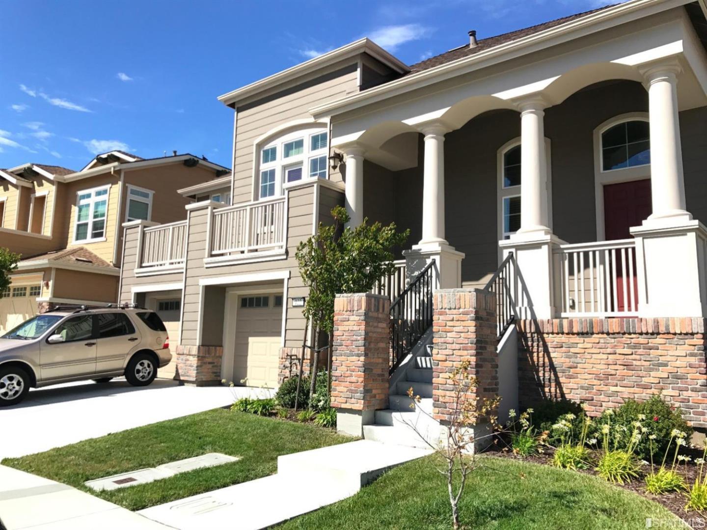 獨棟家庭住宅 為 出售 在 122 Butterweed Lane Brisbane, 加利福尼亞州 94005 美國