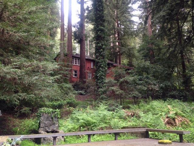 واحد منزل الأسرة للـ Sale في 556 Redwood Road 556 Redwood Road Felton, California 95018 United States