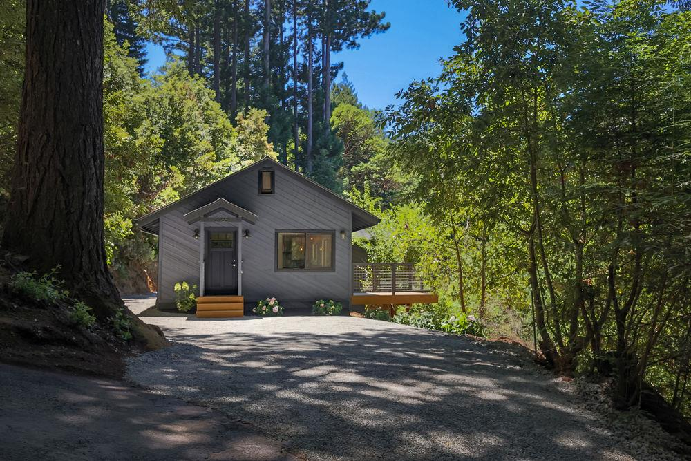 Additional photo for property listing at 2165 Upper Scenic Drive  Felton, Kalifornien 95018 Vereinigte Staaten