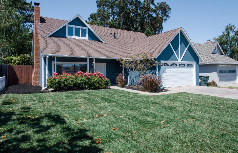 一戸建て のために 売買 アット 2500 Crestmoor Drive San Bruno, カリフォルニア 94066 アメリカ合衆国