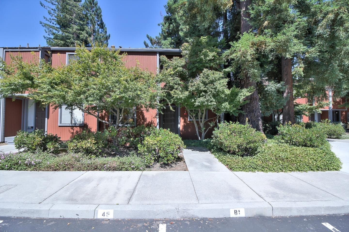 Townhouse for Sale at 228 Central Avenue Mountain View, California 94043 United States
