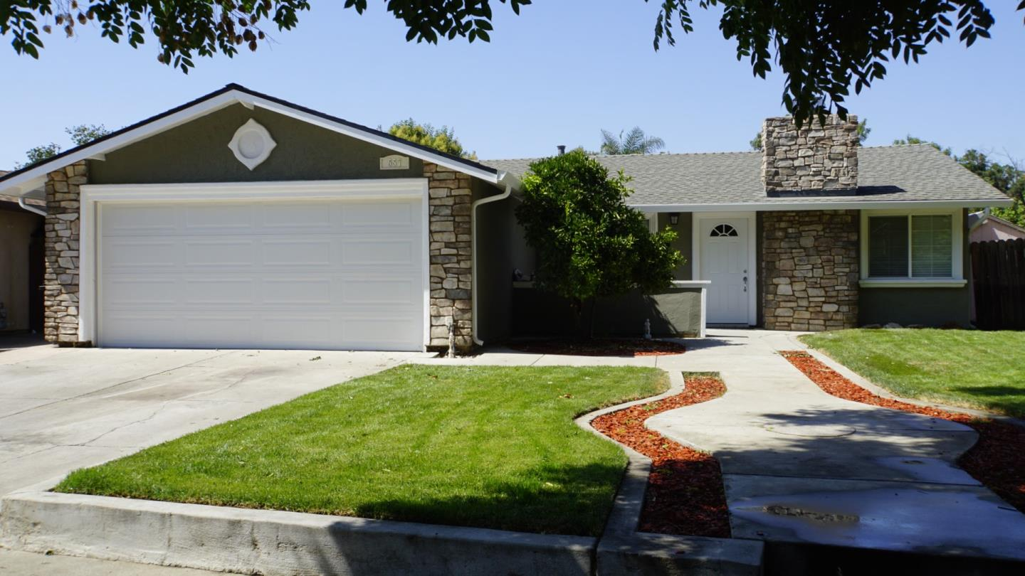 Single Family Home for Sale at 557 Oldbrook Court San Jose, California 95111 United States