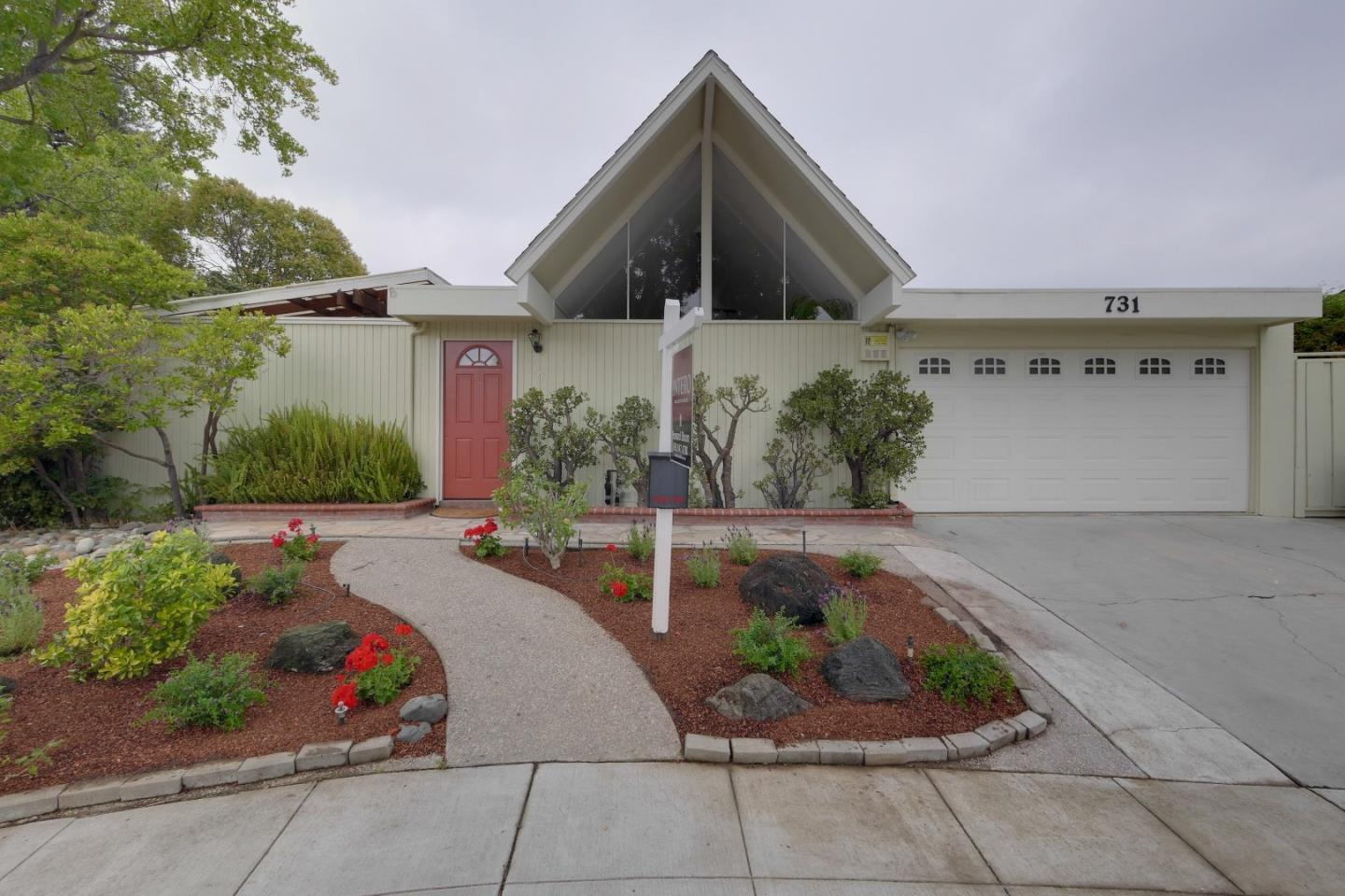 Single Family Home for Sale at 731 Jackpine Court Sunnyvale, California 94086 United States