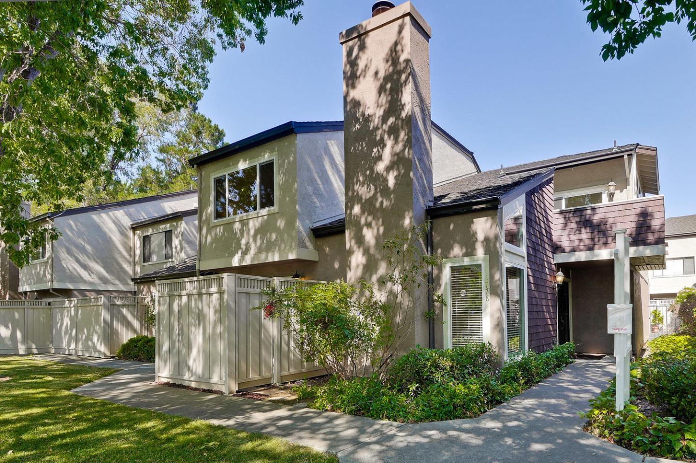 Maison accolée pour l Vente à 1778 Las Joyas Court Los Gatos, Californie 95032 États-Unis