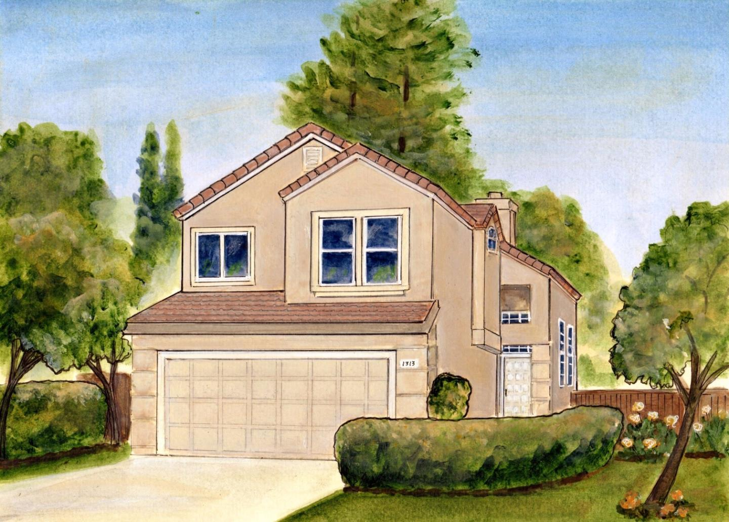 Additional photo for property listing at 1313 Elkwood Drive  Milpitas, Californie 95035 États-Unis