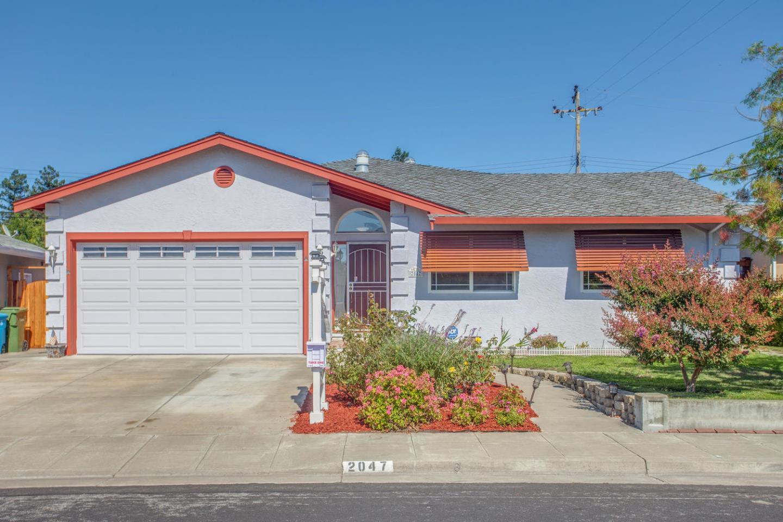 2047 El Capitan Avenue, SANTA CLARA, CA 95050