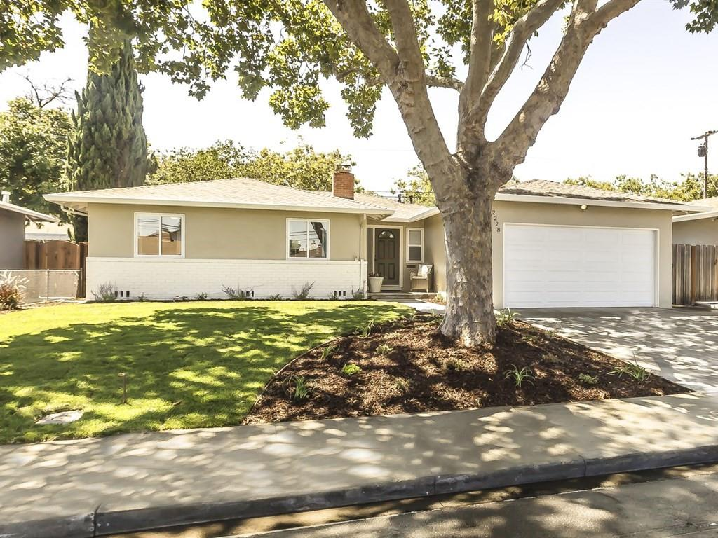 2228 Cabrillo Avenue, SANTA CLARA, CA 95050
