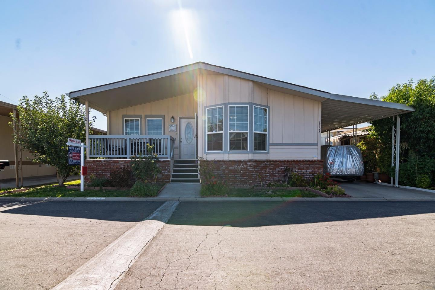 Single Family Home for Sale at 2698 Whispering Hills Road San Jose, California 95148 United States