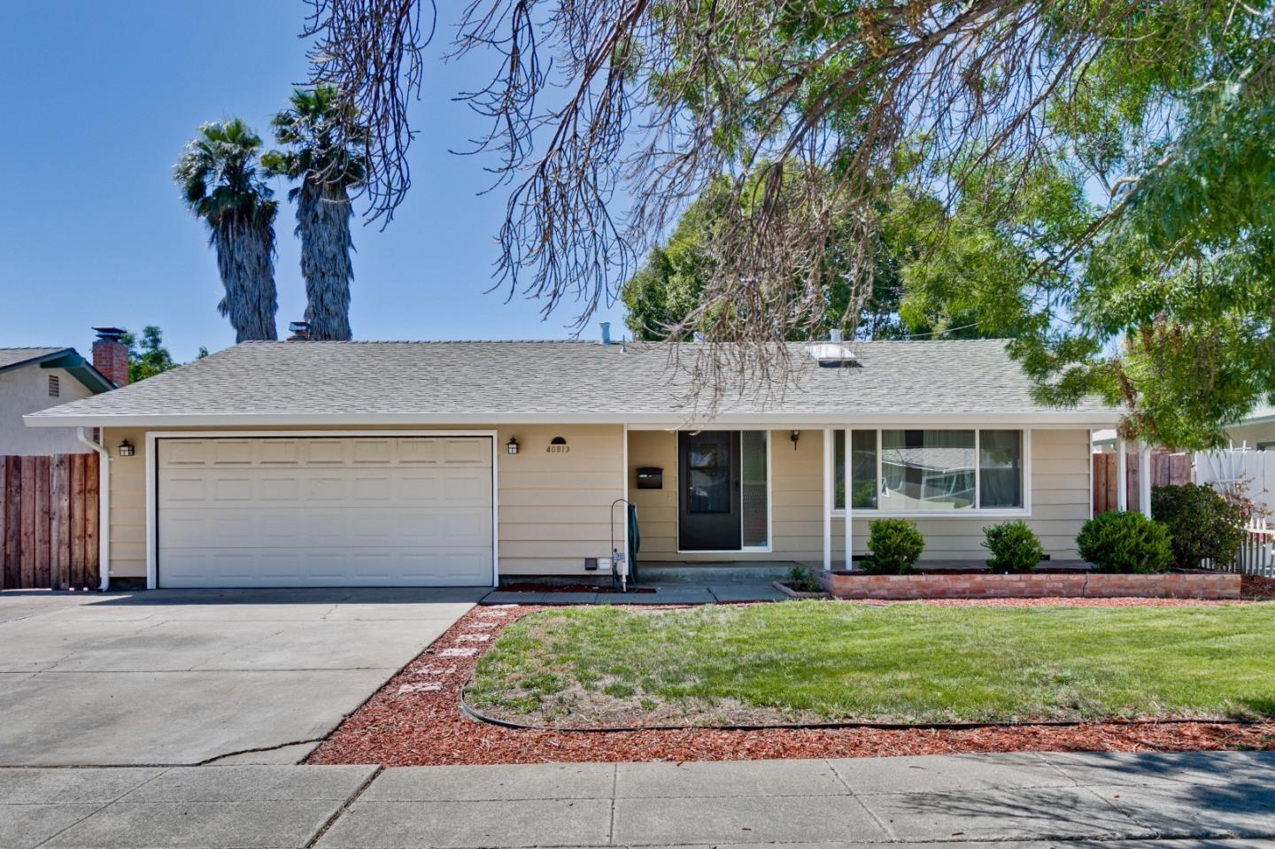 Single Family Home for Sale at 40813 Robin Street Fremont, California 94538 United States