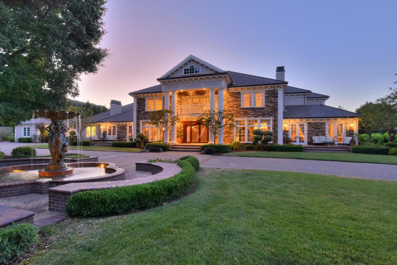 Einfamilienhaus für Verkauf beim 16390 Reynolds Drive Morgan Hill, Kalifornien 95037 Vereinigte Staaten