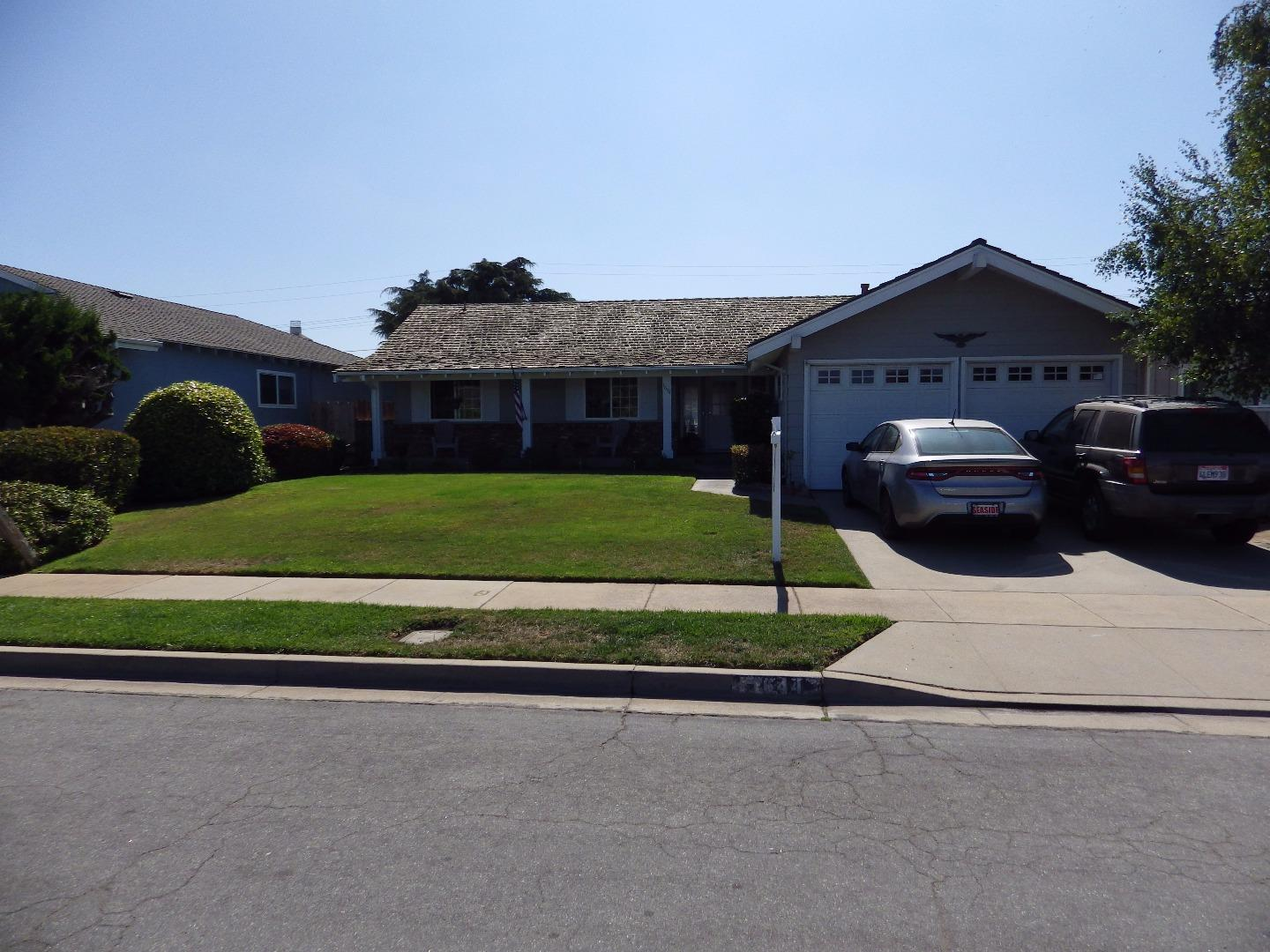 Single Family Home for Sale at 1644 Cambrian Drive Salinas, California 93906 United States