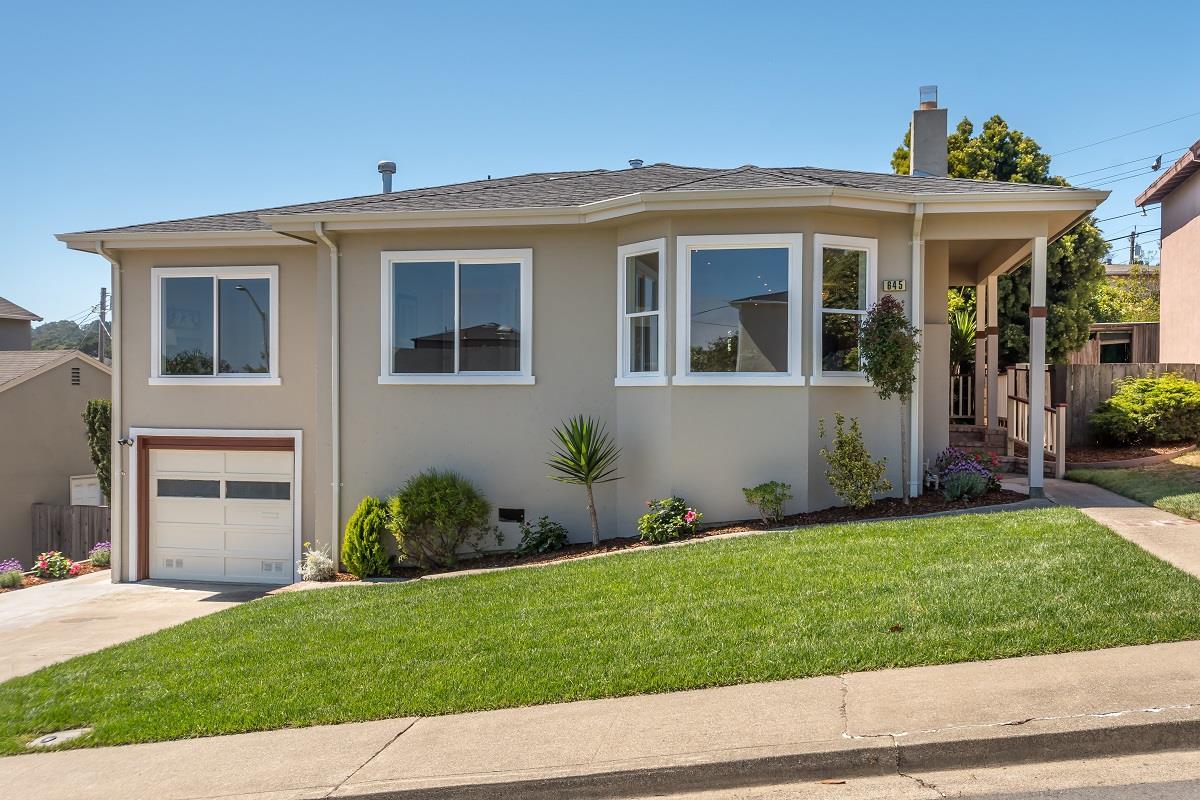 Single Family Home for Sale at 645 Cedar Avenue San Bruno, California 94066 United States