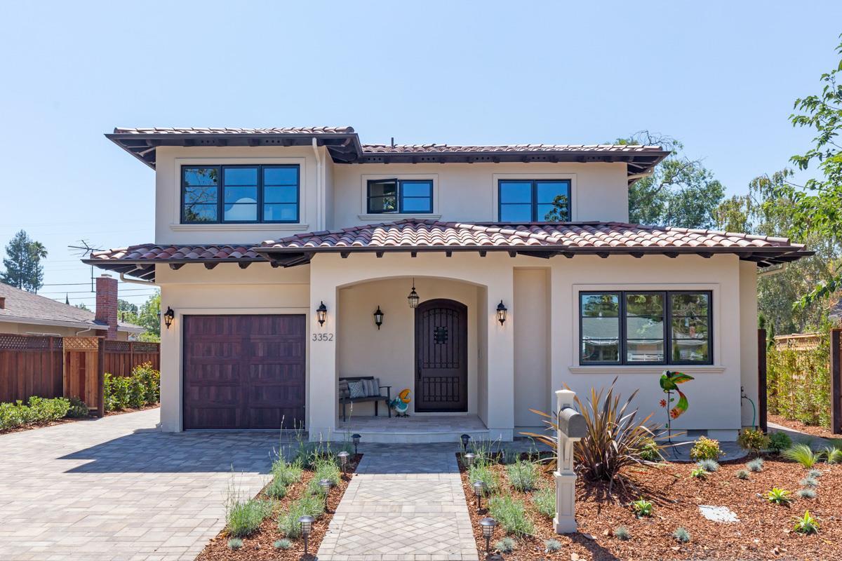 Maison unifamiliale pour l Vente à 3352 Kipling Street Palo Alto, Californie 94306 États-Unis