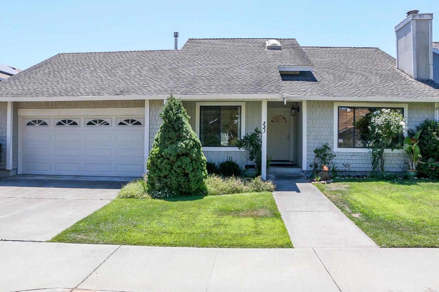 Single Family Home for Sale at 357 Arbol Drive Watsonville, California 95076 United States