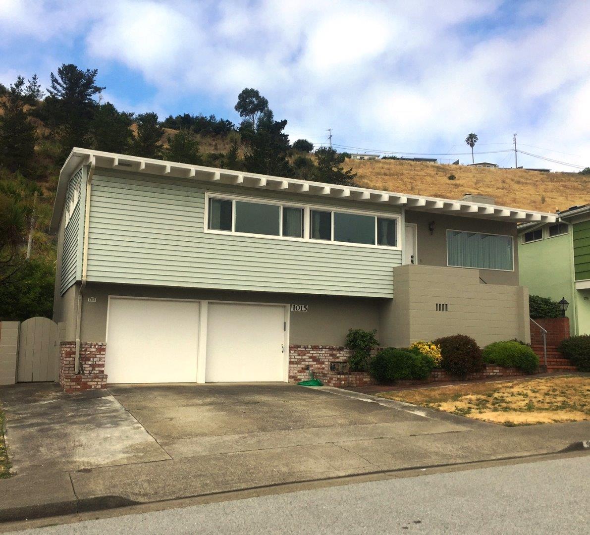 獨棟家庭住宅 為 出租 在 1015 Pinehurst Court Millbrae, 加利福尼亞州 94030 美國